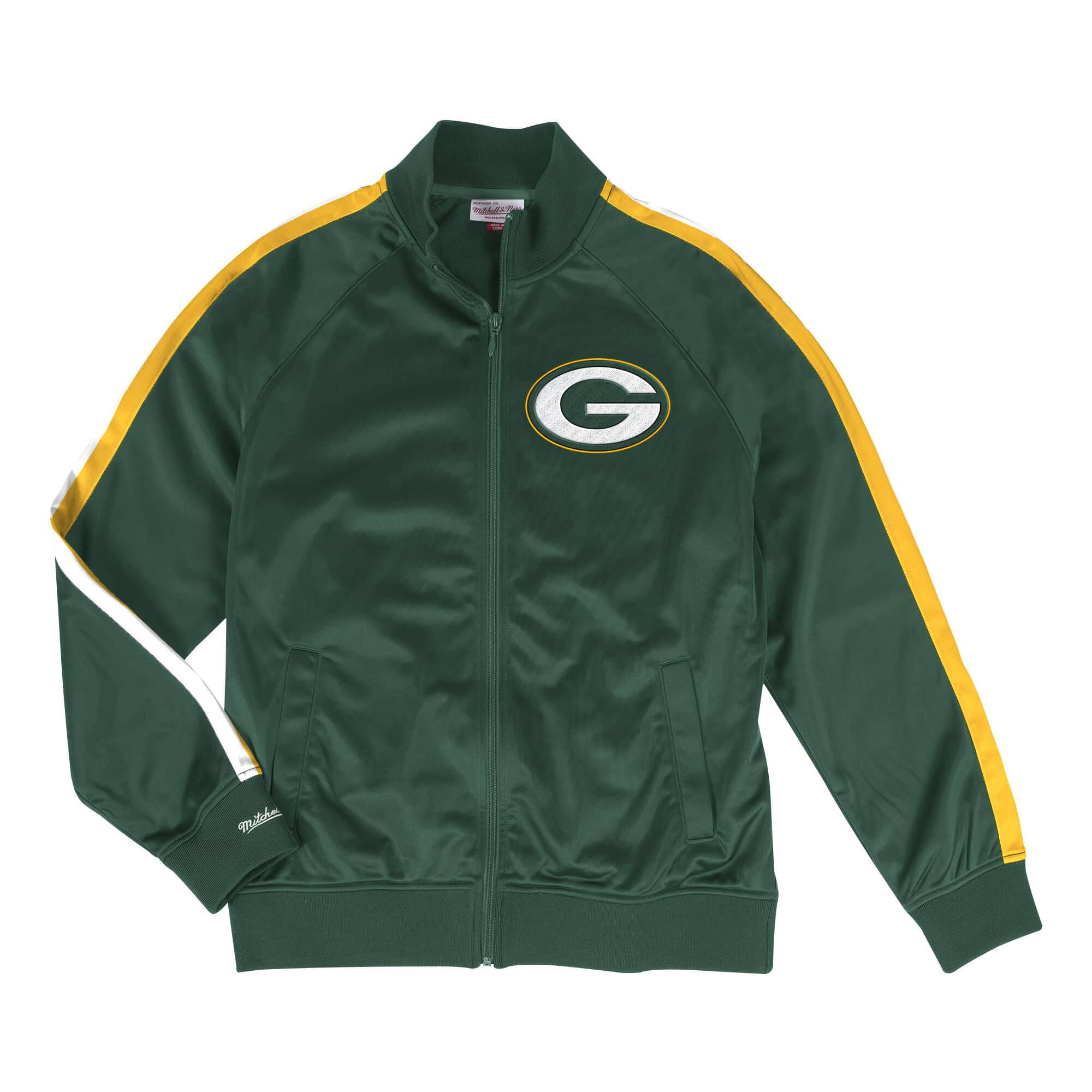 Track Jacket Green Bay Packers