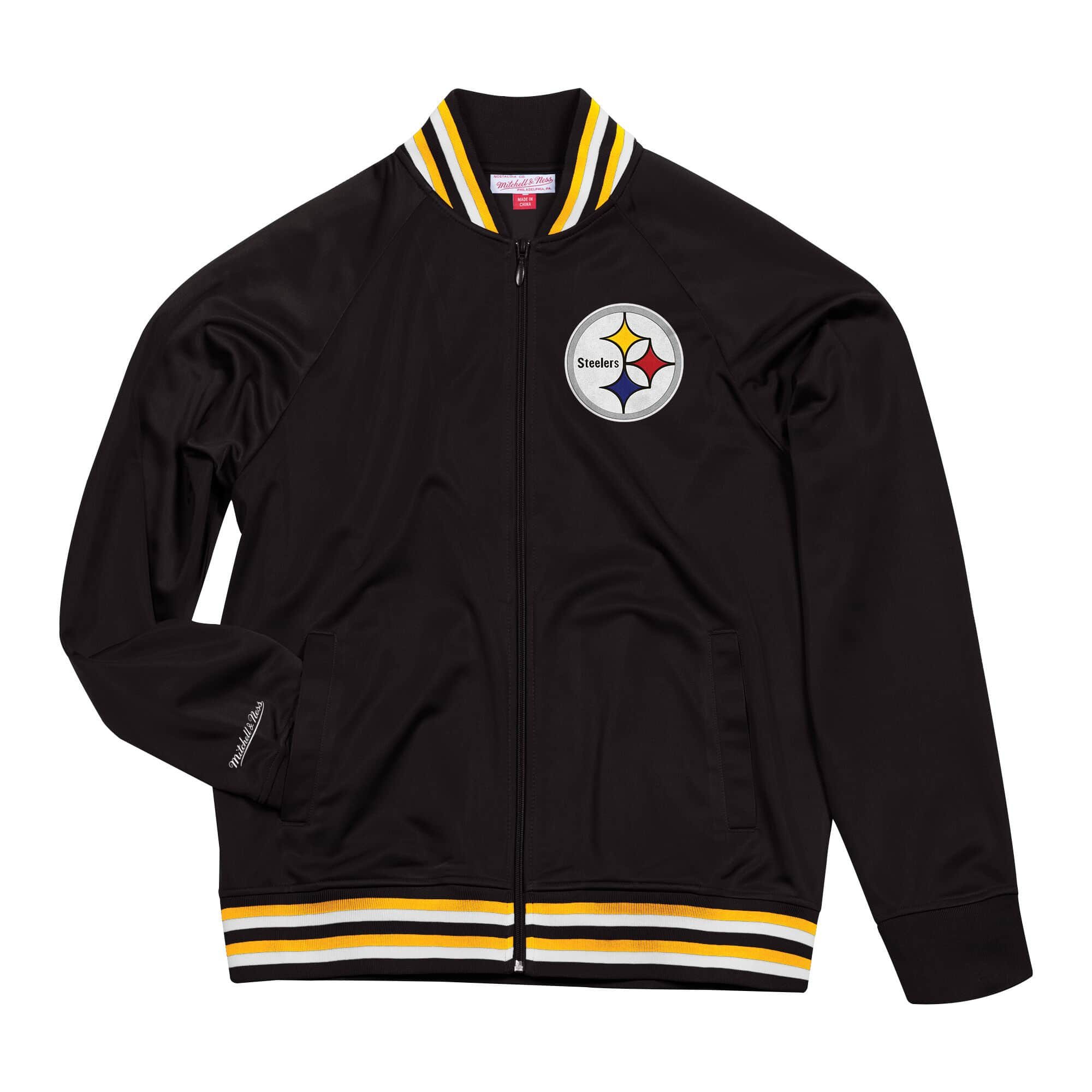 Top Prospect Track Jacket Pittsburgh Steelers