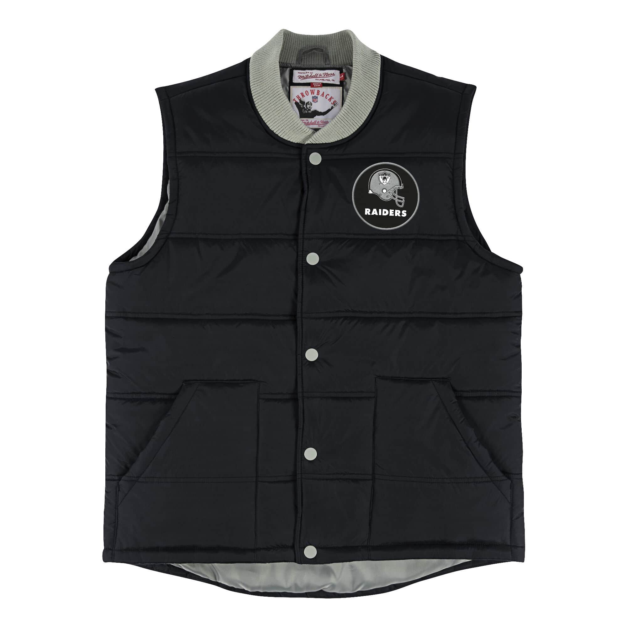 Play Clock Vest Oakland Raiders