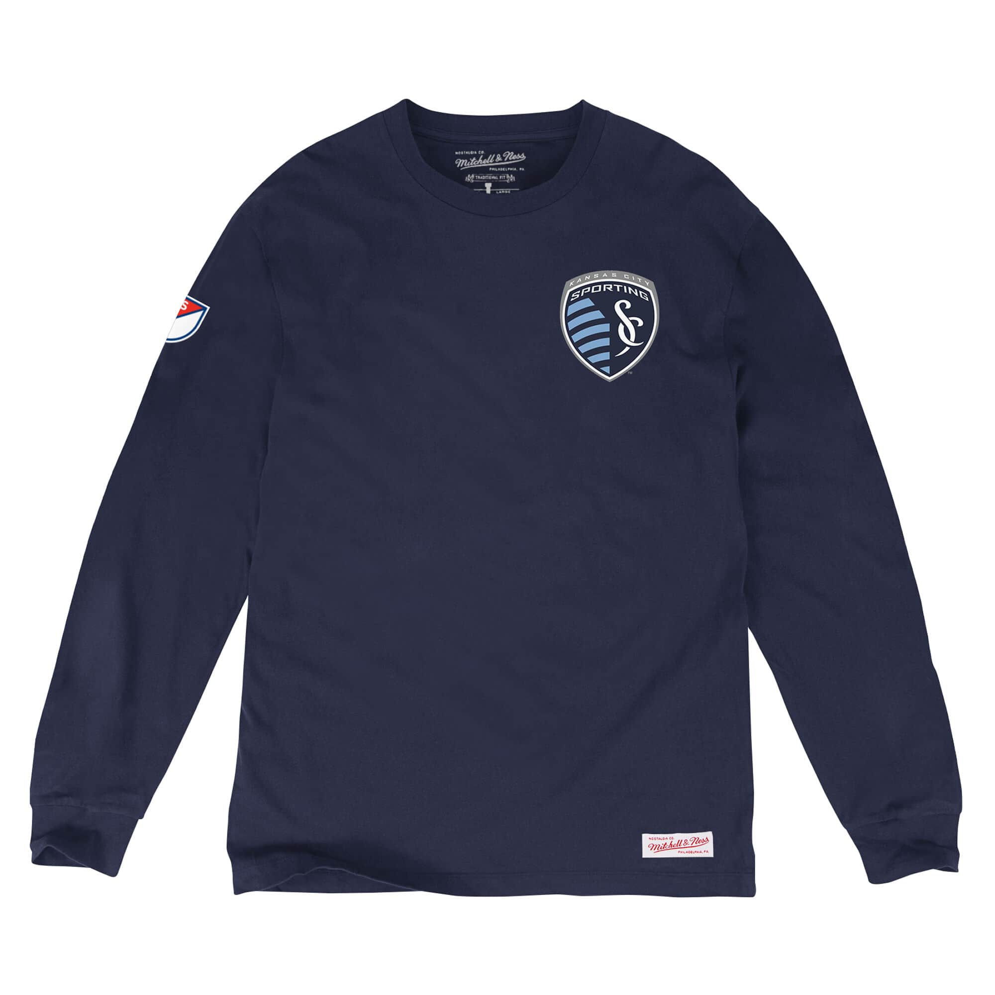 Team Issued Longsleeve Sporting Kansas City