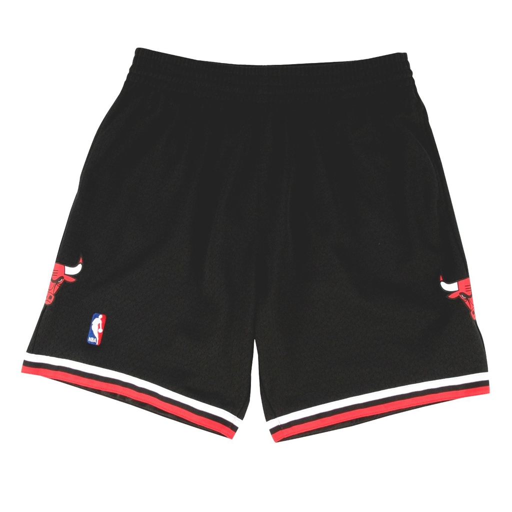 Mitchell & Ness Chicago Bulls NBA Swingman Men's Mesh Shorts - 1997 Alternate