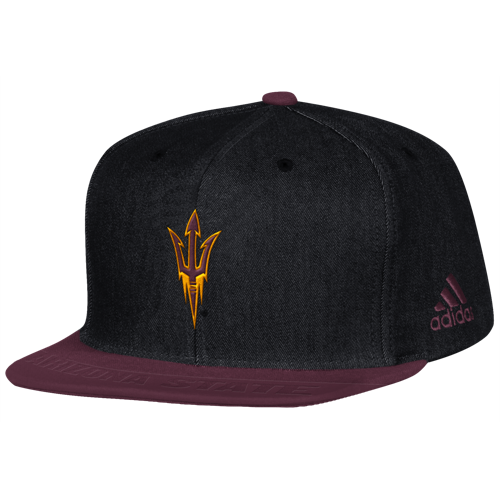 NCAA Arizona State Sun Devils Adidas Player Brim Adj.