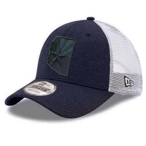 Arizona Shadow Tech New Era Trucker 9FORTY - Navy