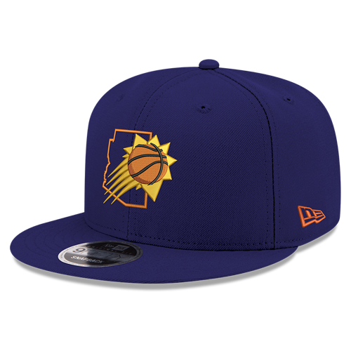 NBA Phoenix Suns Native State Outline New Era 9FIFTY Snapback JSE Hat
