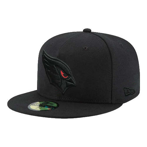 NFL Arizona Cardinals Red Eye New Era Fitted 59FIFTY JSE Hat