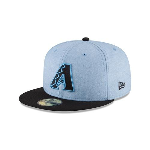 MLB Arizona Diamondbacks 2018 Father's Day New Era 59FIFTY Cap - Blue