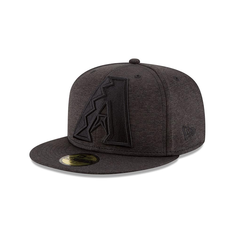MLB Arizona Diamondbacks Mega Tone New Era 59FIFTY - Black