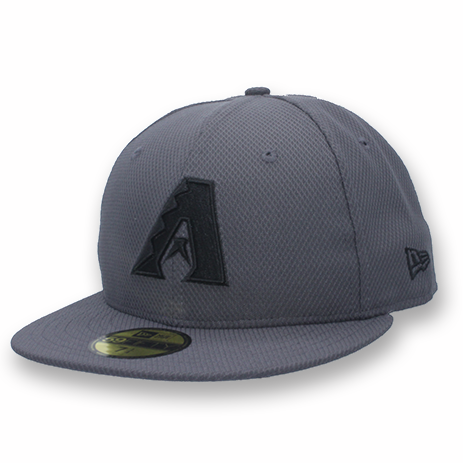 MLB Arizona Diamondbacks Granite New Era Fitted 59FIFTY JSE Hat