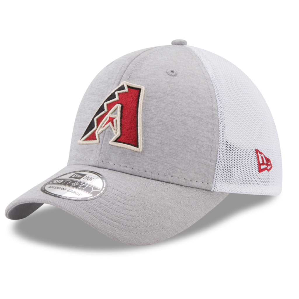 MLB Arizona Diamondbacks Tech Sweep New Era 39THIRTY
