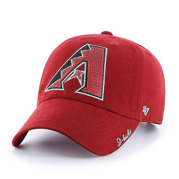 MLB Arizona Diamondbacks Women Sparkle '47 Clean Up