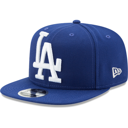 detailed look 67766 2a64e MLB Los Angeles Dodgers Logo Grand New Era Snapback 9FIFTY Hat