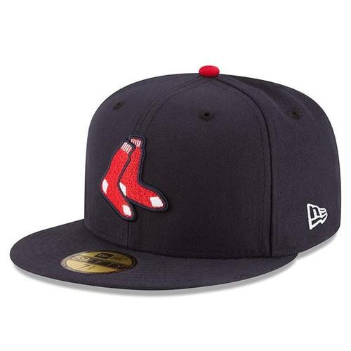 MLB Boston Red Sox Youth Authentic Collection New Era 59FIFTY