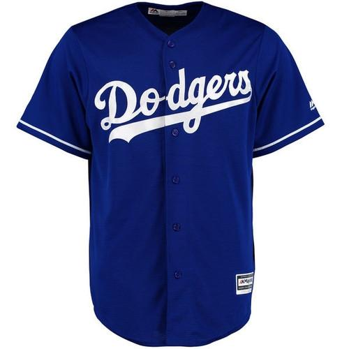 MLB Los Angeles Dodgers Youth Cool Base Majestic Replica Jersey