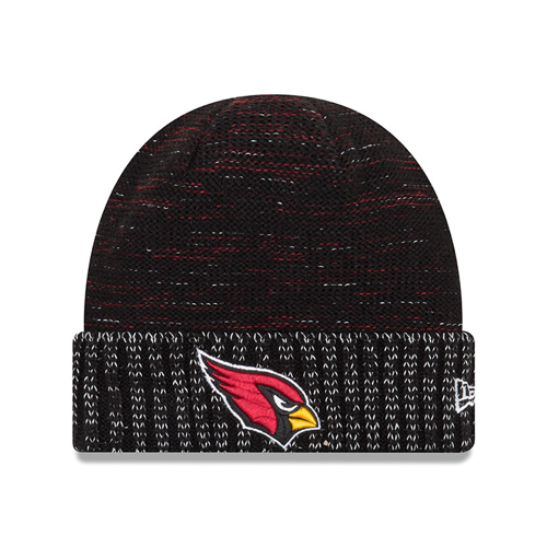 NFL Arizona Cardinals 2017 Official Color New Era Knit