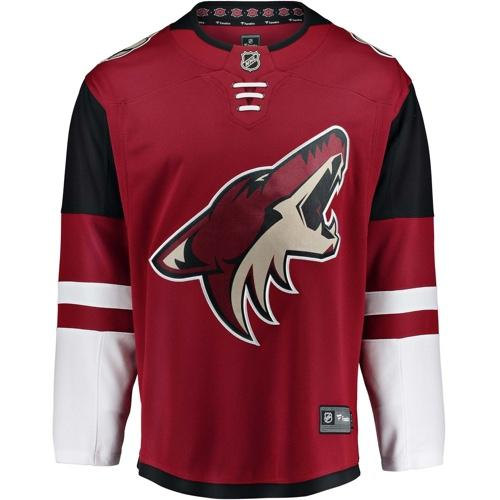 NHL Arizona Coyotes Premier Fanatic Jersey - Red